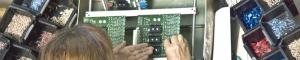 fabricación electrónica