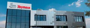 3bymesa fábrica componentes magnéticos Rivas Madrid